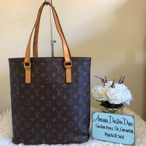 Louis Vuitton Vavin Tote Bag